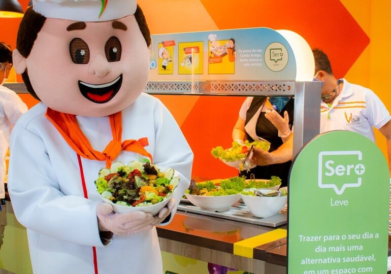 Versatilidade: conheça o Restaurante Self Service, os serviços Ser+Leve, Ser+Chef, e o Deli Café oferecidos pela Serlares