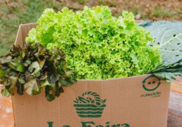Da caixa à feira: La Feira Orgânica começou vendendo caixas com produtos orgânicos e se consolidou como referência em alimentação saudável