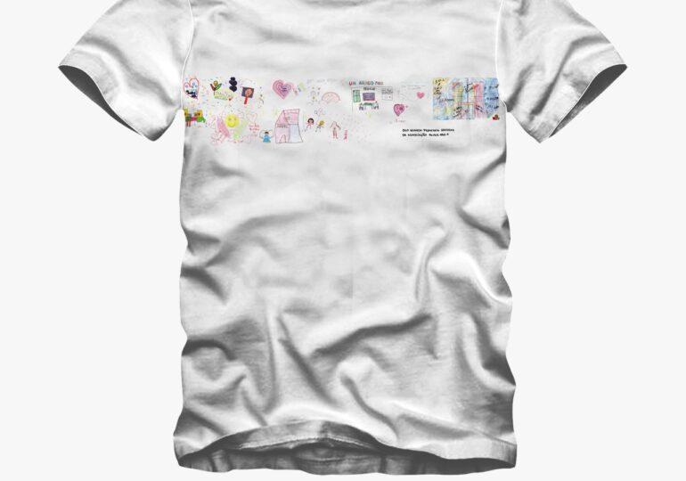 DLT doa à Associação Peter Pan 100% do valor arrecadado com camisa temática