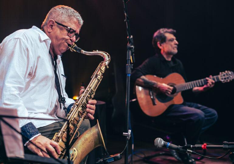 Música instrumental de Márcio Resende é destaque no Cineteatro São Luiz neste domingo (13.12)