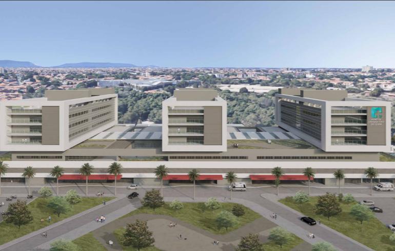 Governo do Ceará inicia obra do Hospital Universitário do Ceará, o maior do Estado