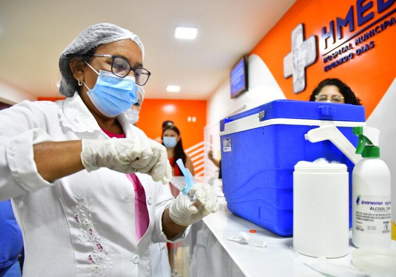 Vacinação tem início no Interior após Governo do Ceará distribuir as doses recebidas