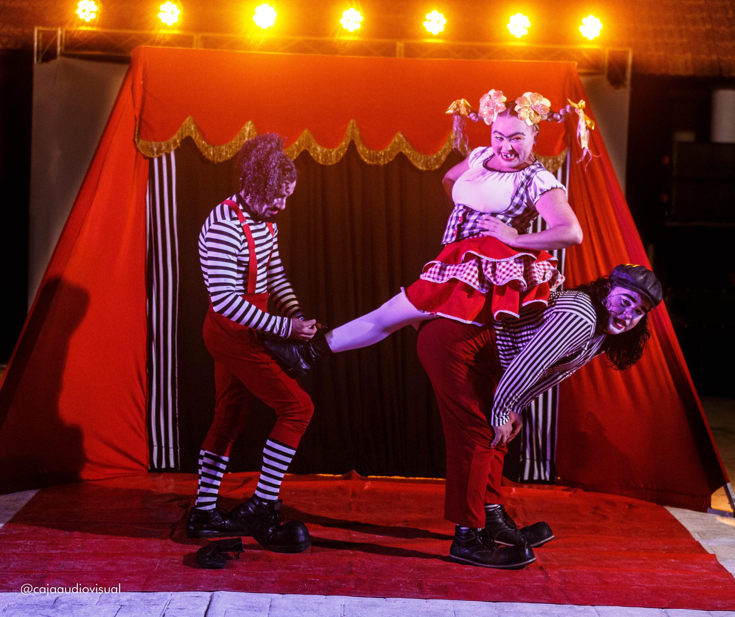 Dragão do Mar celebra Dia do Teatro e do Circo com 10 espetáculos virtuais ao longo do mês