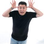 Vlog: Dia do Humorista com Jardeson Cavalcante (Titela)