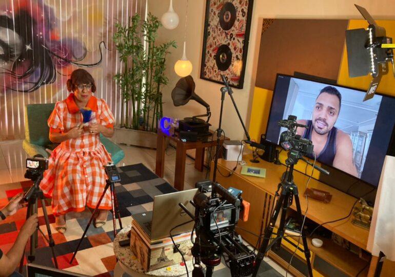 Humorista Ciro Santos anuncia primeira temporada de talk show na TV com os principais  nomes do entretenimento local e nacional
